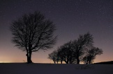 Nacht am Schauinsland