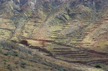 Landschaft bei Vega de Rio Palmas